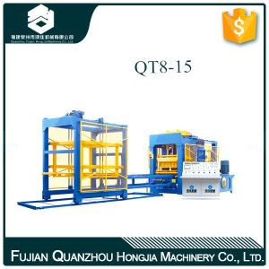 Automatic Cement Soild Brick Making Machinery