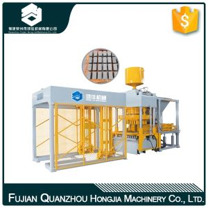 Automatic Hydraulic Pressure Block Molding Machine