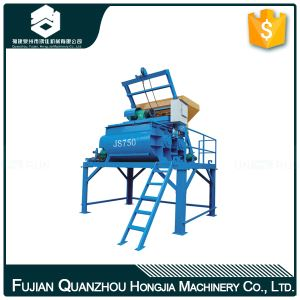 JS Series Concrete Mixing for Block Machinery